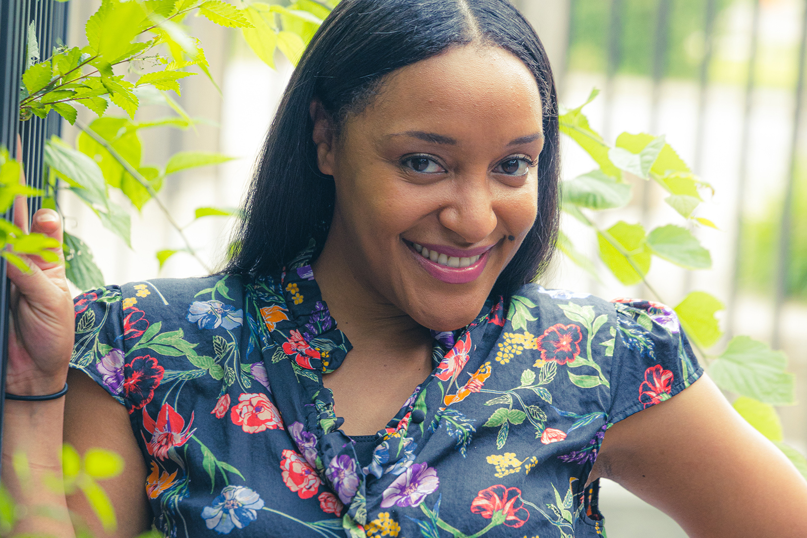 Portrait Photo of Grace Thomas