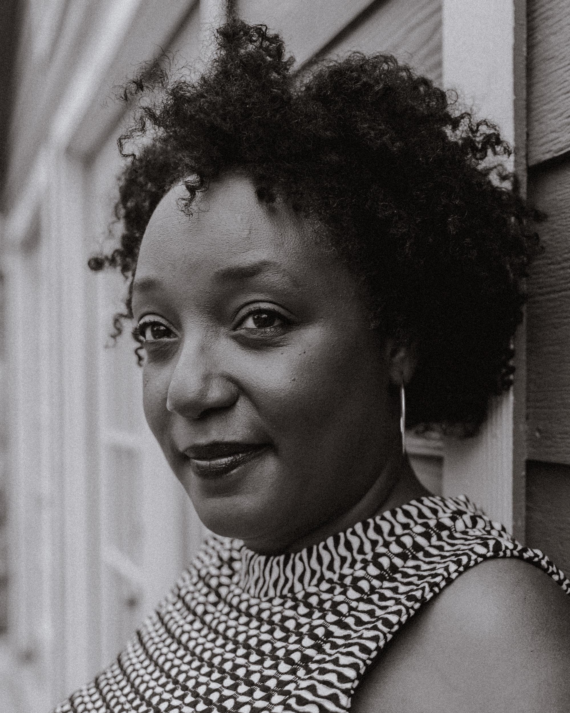 Portrait photo of Delita Martin