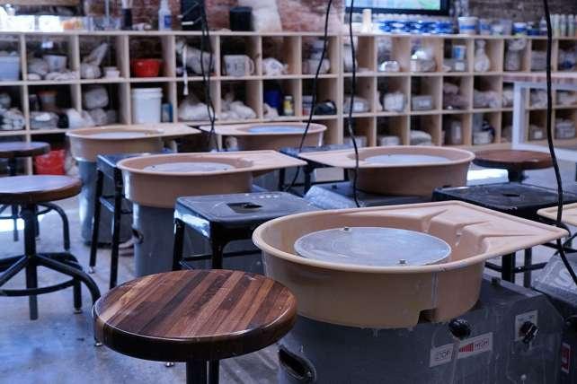 Union Coopprogram Ceramicsstudio