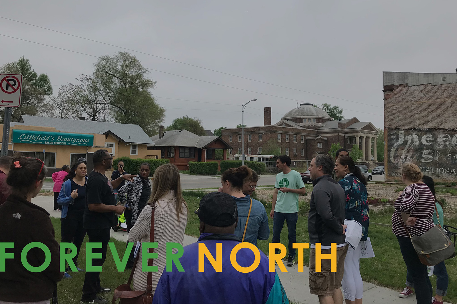 Forever north