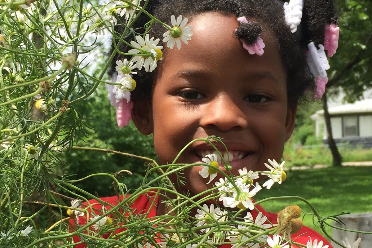Union Program Abundance Garden